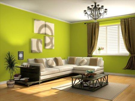 Verdes clidos medios y fros para tus interiores