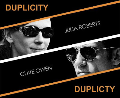 Duplicity directed by Tony Gilroy