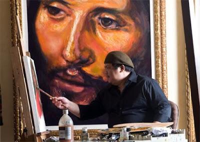 My Top Five Filipino Fine Artists Thehandrawn Rom Salvar