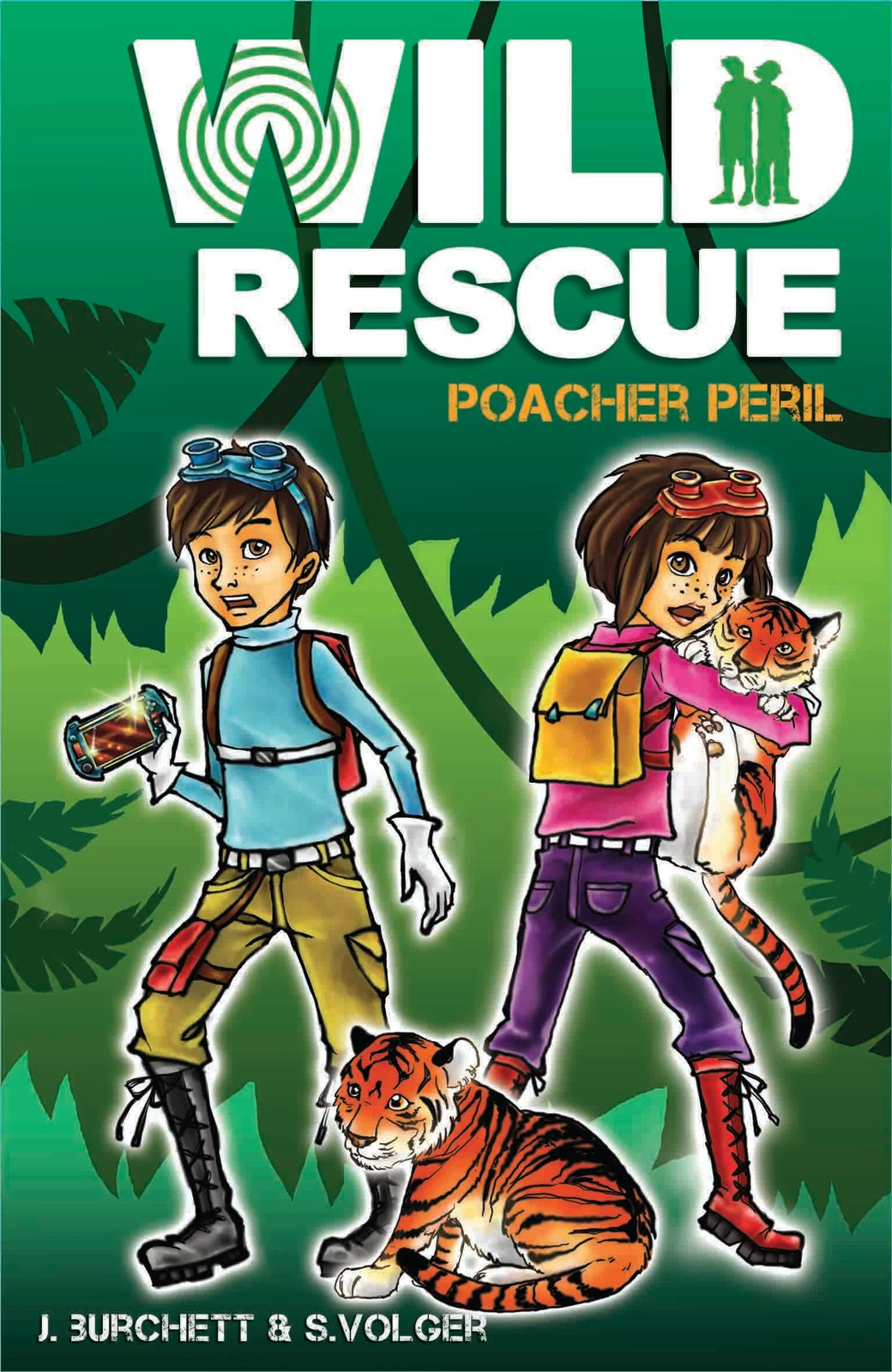 Review: Wild Rescue series