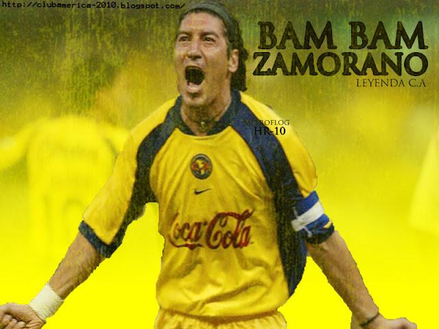 Resultado de imagem para Zamorano Club América
