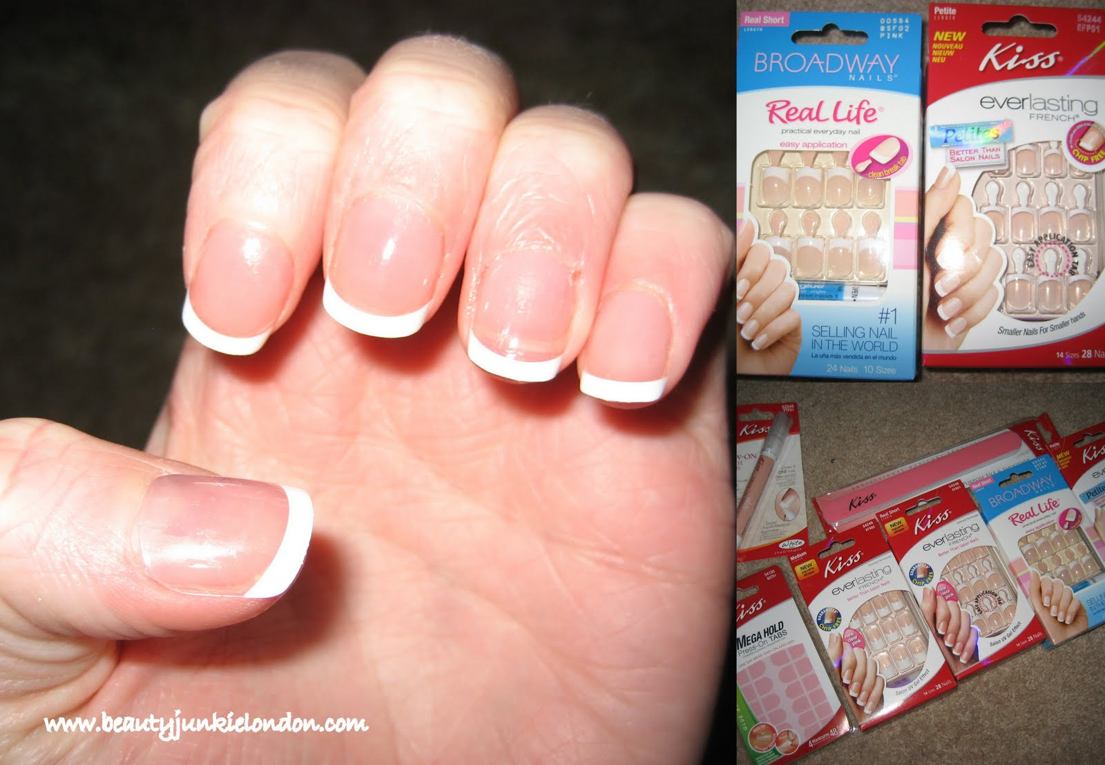 Kiss False Nails Review A Beauty Junkie In London