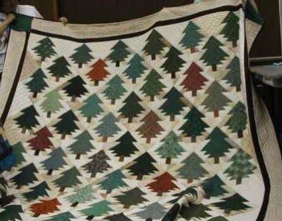 Pine Tree Lodge Quilt Patterns My Quilt Pattern