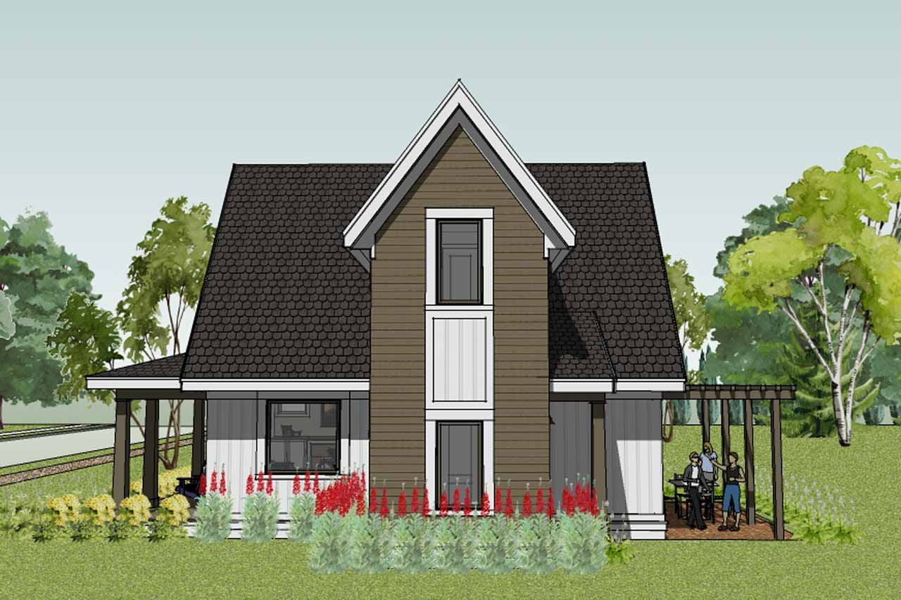 Worlds Best Small House Plan Introduced! Home Interior Design