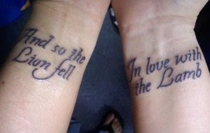 Run Away With Fate: Twilight-Saga Inspired Tattoos.... OUCH!
