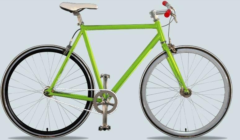 Oracle Modification Concept Sepeda Fixie Keren Tiada