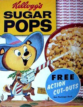 Sugar Popped