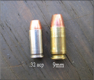 why do you think a 32 acp is not a good carry gun