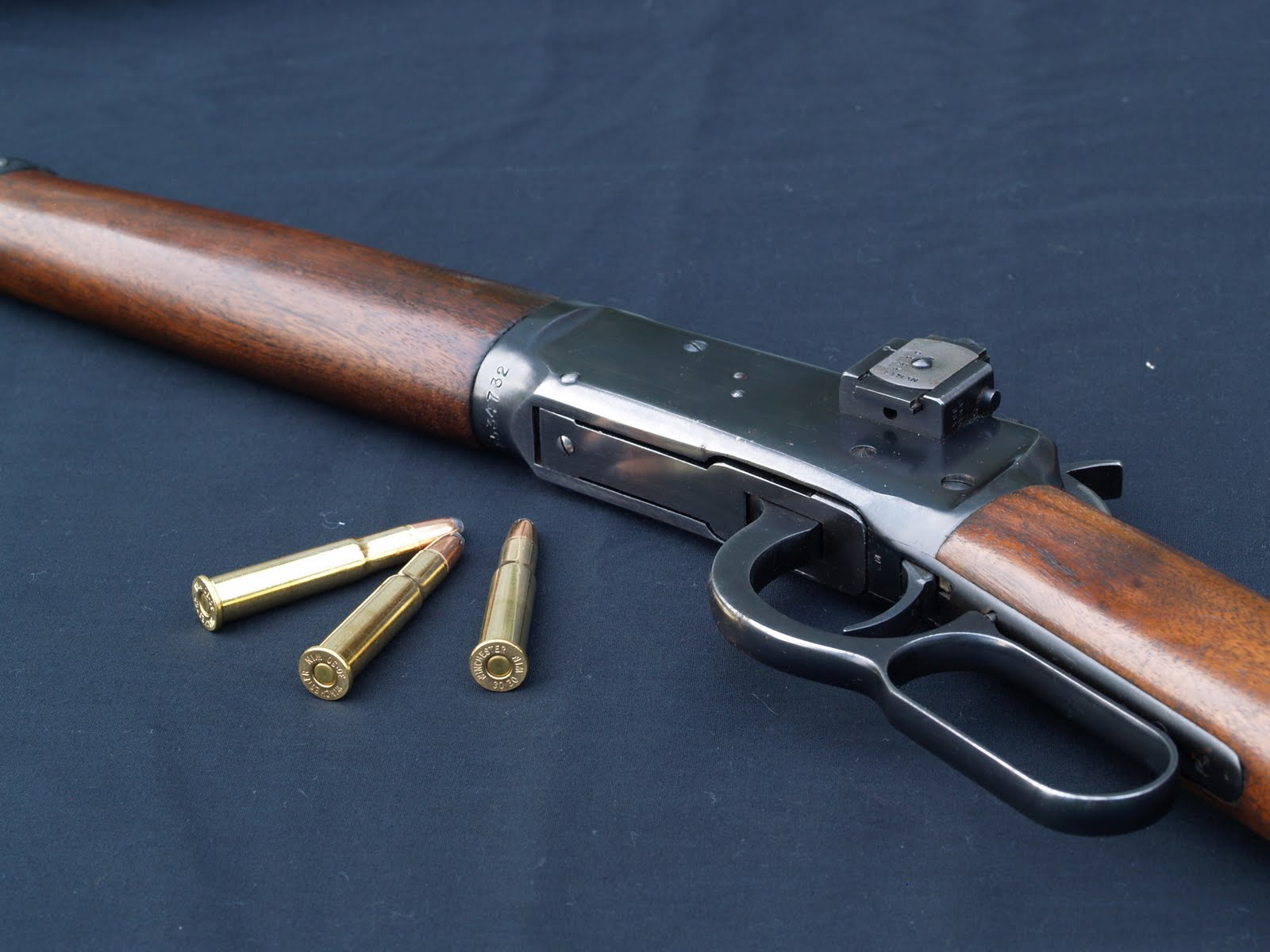 Home On The Range  Winchester Model 1894