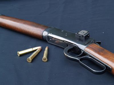 Home on the Range: Cowboy Dream - The Winchester 1894