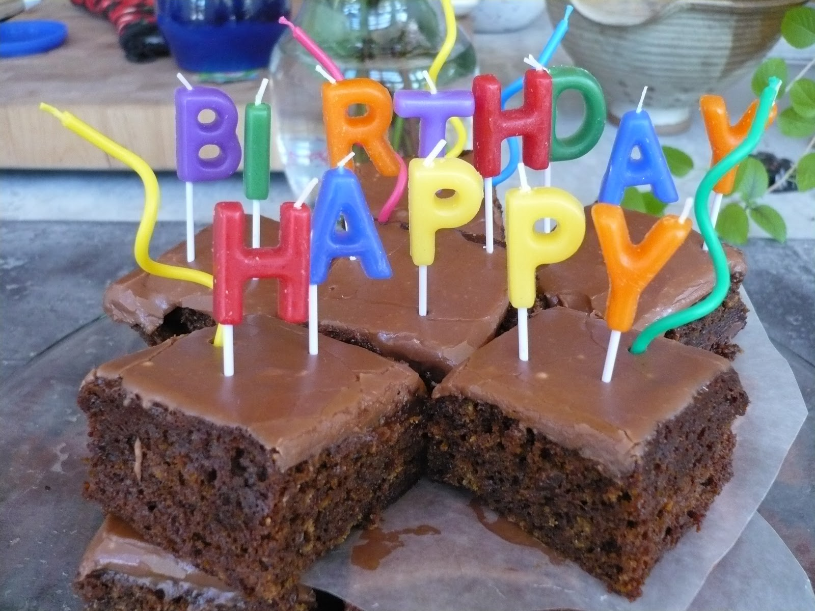 Chocolate Gingerbread Cake Nigella Lawson