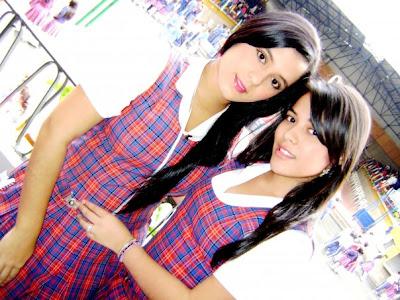 Colombianas colegialas