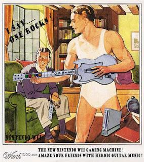 Publicidad Vintage de Tecnologia moderna