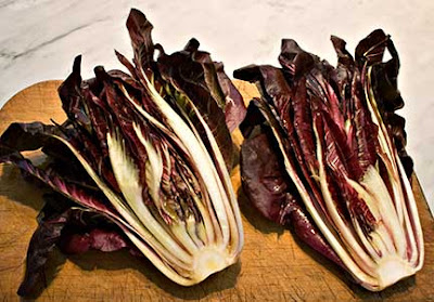 Radicchio Ready to Grill