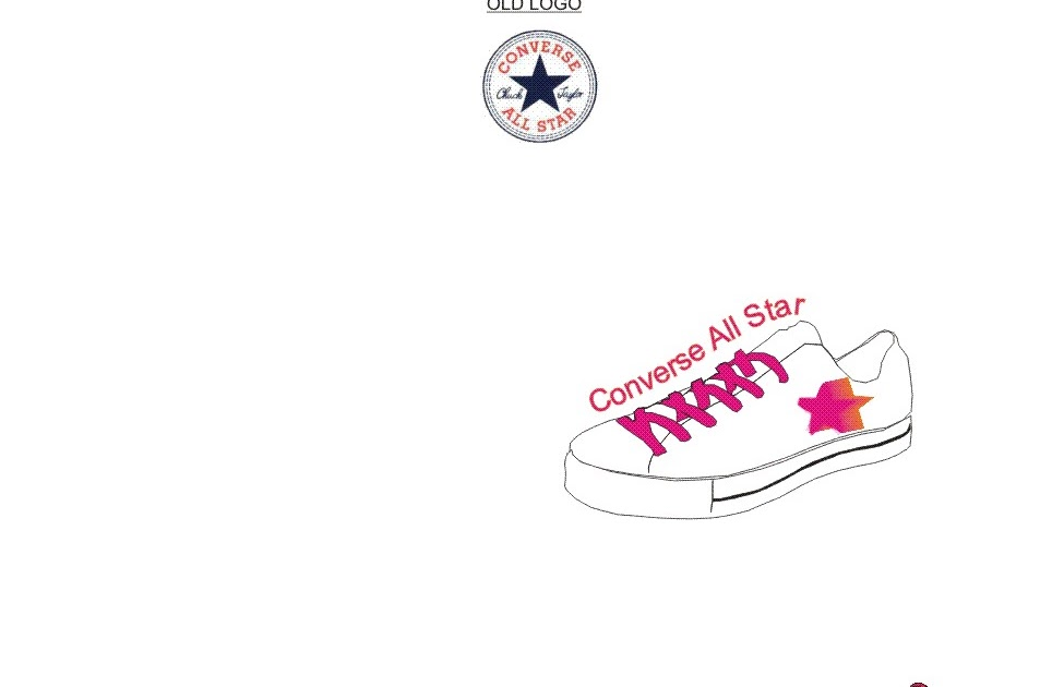 Advanced Computer Applications: Converse Logo