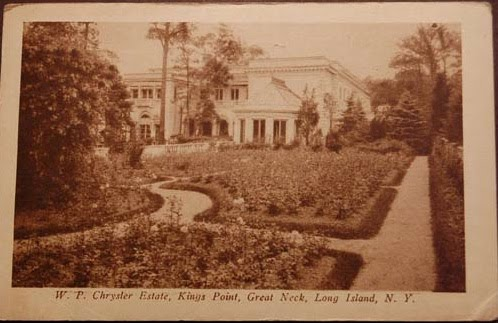 Old Long Island Forker House
