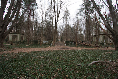 Old Long Island Westbrook Farm Knollwood Ruins
