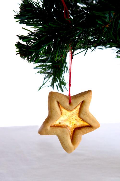 Il giorno dell'albero: i biscotti di vetro
