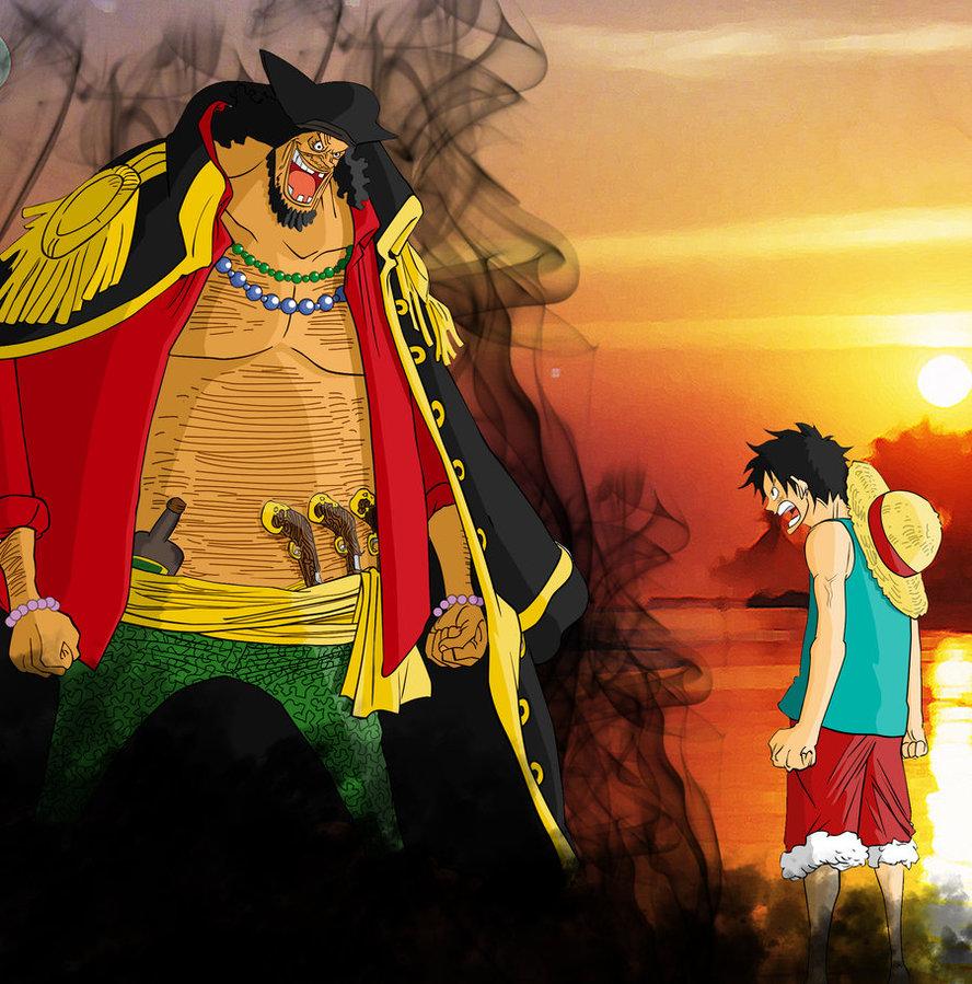 "Marshall D Teach Pirate Warriors: Gudang Elmu Sagala Aya: Shichibukai ""One Piece"""