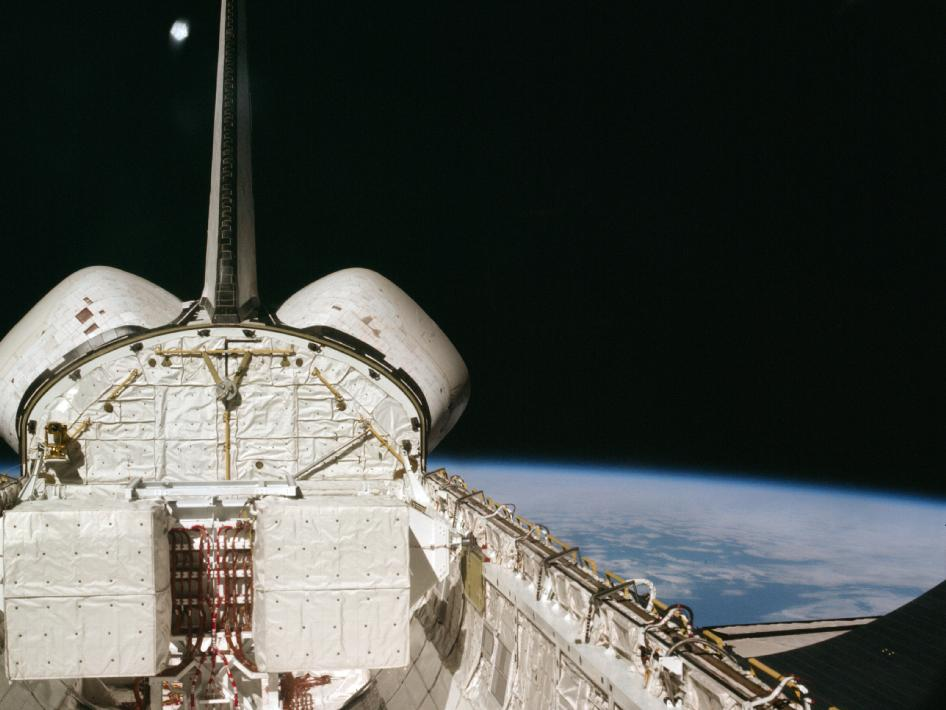 space shuttle voyager - photo #17