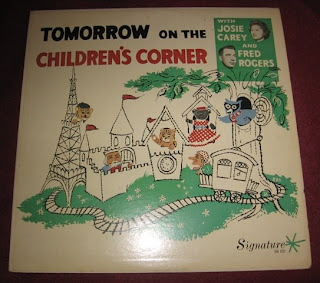 Way Out Junk Tomorrow On The Children S Corner With Fred Rogers And Josie Carey Cover Update