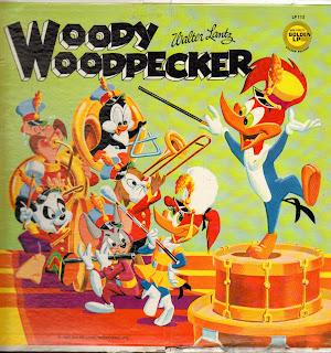 Way Out Junk: Woody Woodpecker