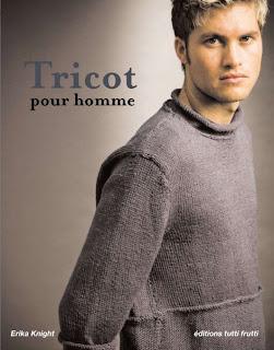 tricot pour hommes