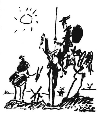 Resultado de imagen de barroco don quijote
