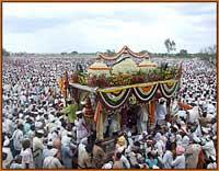 Origin of Varkari Pandharpur Wari Tradition in Maharashtra