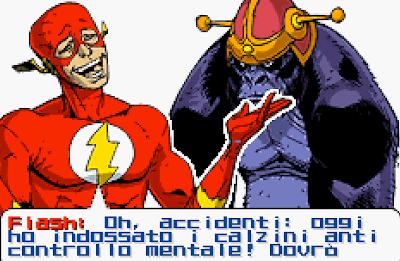JUSTICE LEAGUE HEROES: THE FLASH (Warner, 2006)