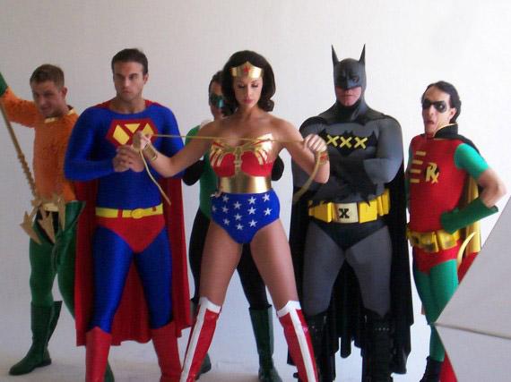 Justice League Xxx 7