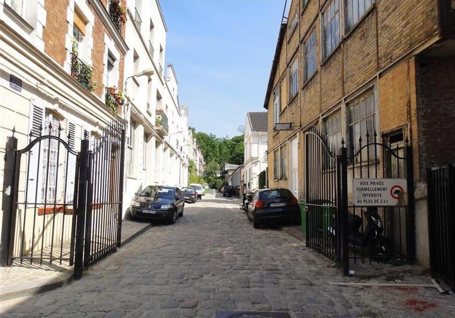 Villa Riberolle  Paris