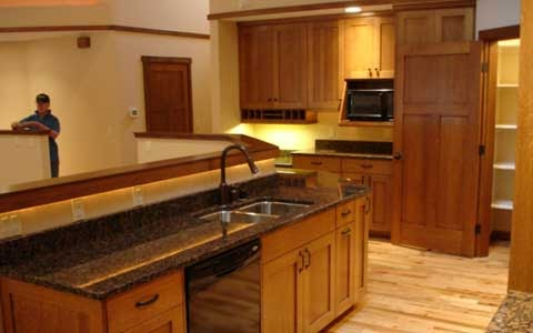 Kitchen remodel: Oak Cabinets outdated or modern?