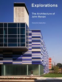 Explorations: The Architecture of John Ronan, published by Princeton Architectural Press