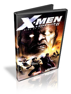 Download - X-Men Legends II: Rise of Apocalypse