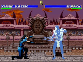 35848 Mortal Kombat (MUGEN Project) 4.1