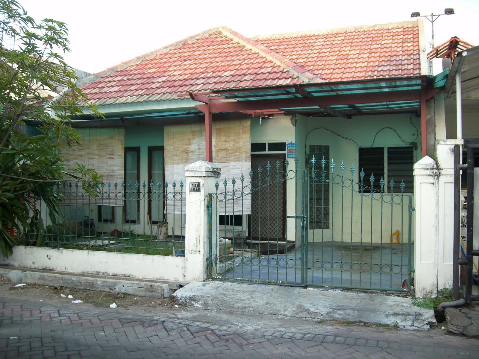 JUAL BELI SEWA PROPERTI: Rumah Dijual : Wonorejo Permai ...