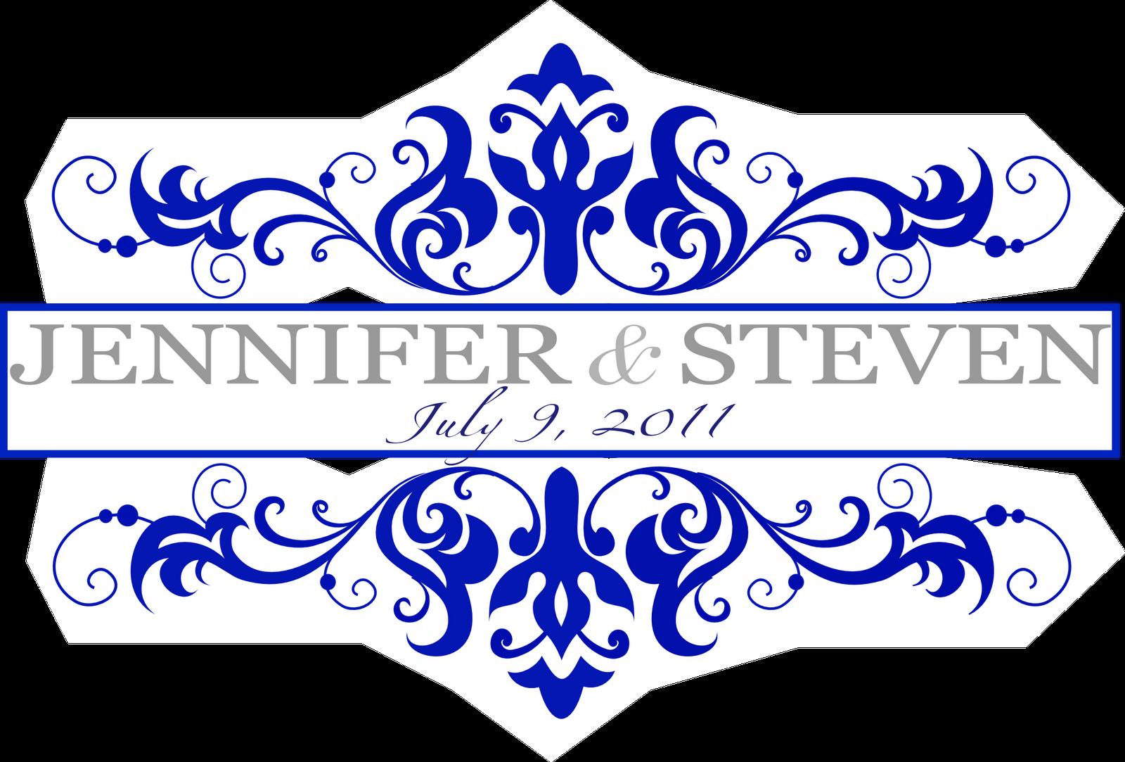 royal blue border designs