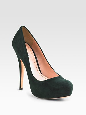 Versacw Blue Shoes