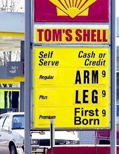 Rising gas prices 3