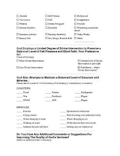 God's Total Quality Management questionnaire 3