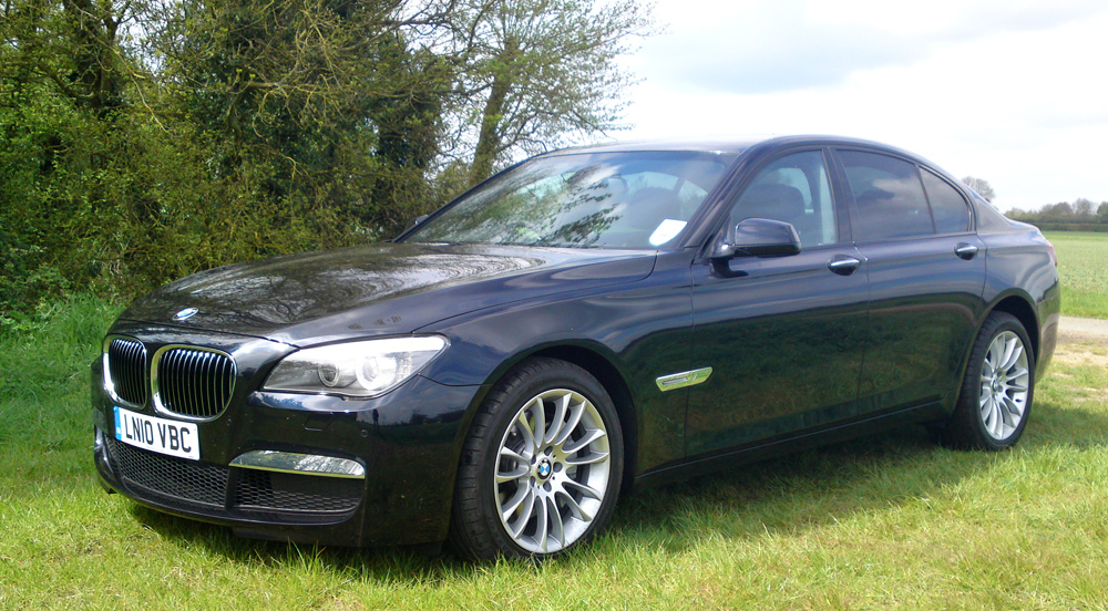 Chris Haining Writes Driven 7 F01 Bmw 730d Sport