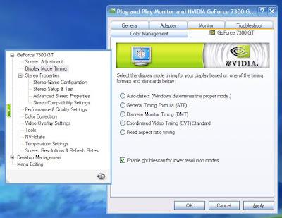 Silent Development: Fixing TFT Monitor Flicker