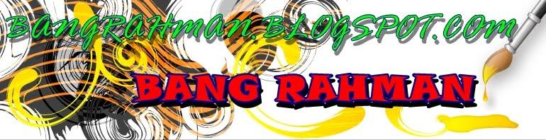 Bang Rahman Ilustrasi