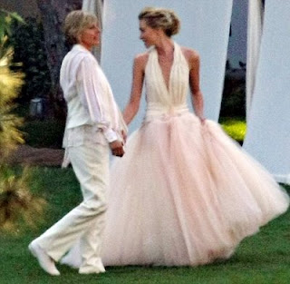 "Life After I ""Dew"": Famous Weddings"