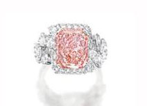 7c23c1f5840c2 Jewelry News Network: Pink Diamond Ring Fetches $7.7M at Hong Kong ...