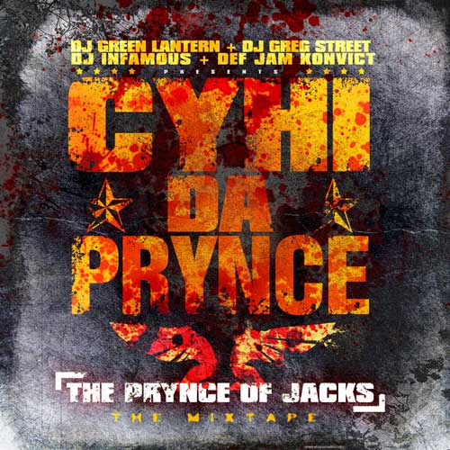 Cyhi Da Prynce | The Prynce of Jacks |Mixtape