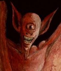 Petite goth girl nude selfie