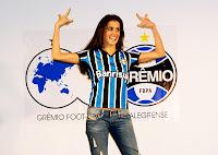 3a654a99eb828 Acredito que já tenha falado praticamente todos detalhes a respeito da  festa de lançamento da nova camiseta do Grêmio no último texto.