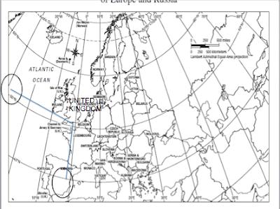 Olsen's Geography Homework